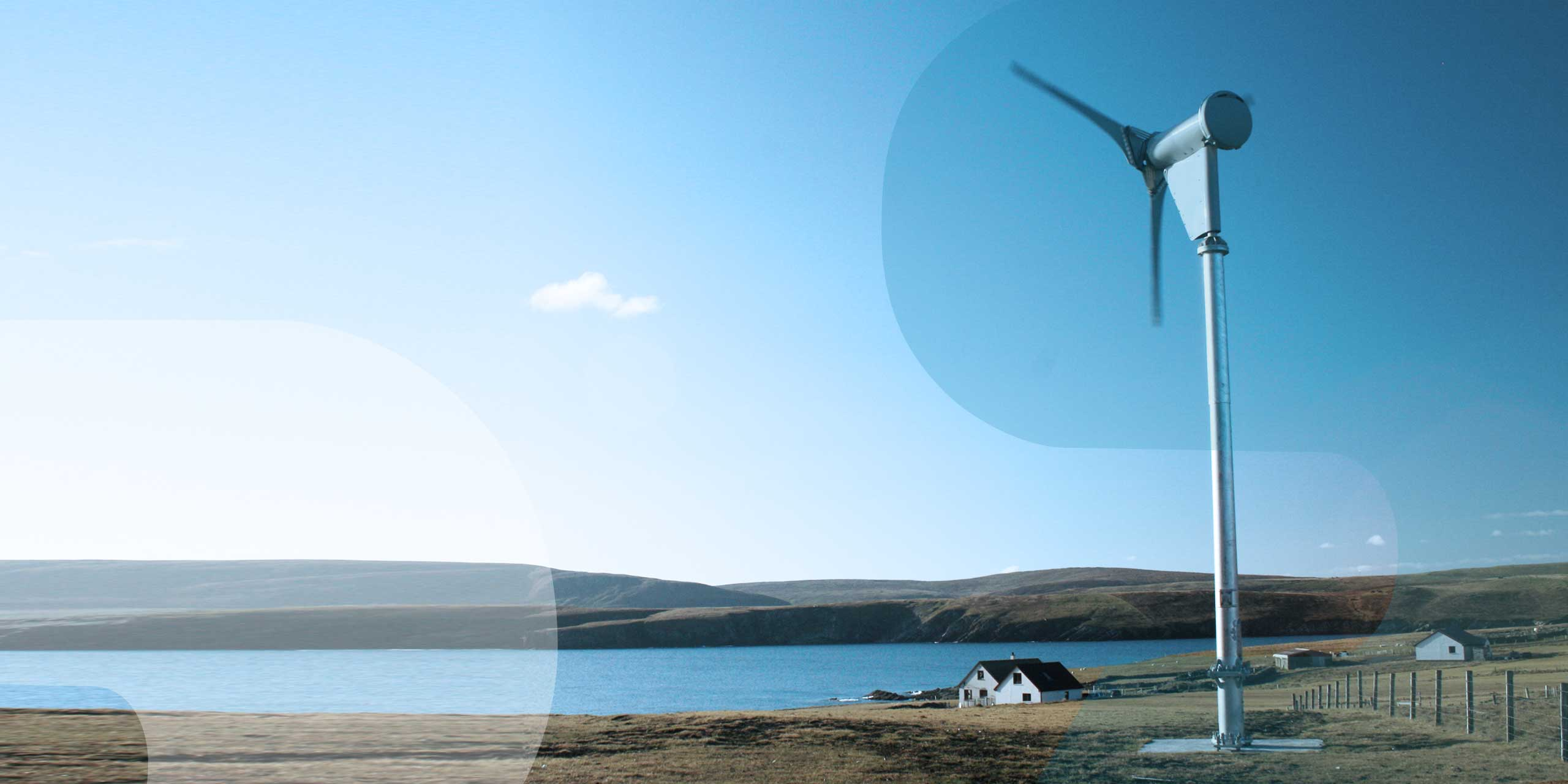 SD3 Small 3kW Wind Turbine | Domestic Off-grid Industrial