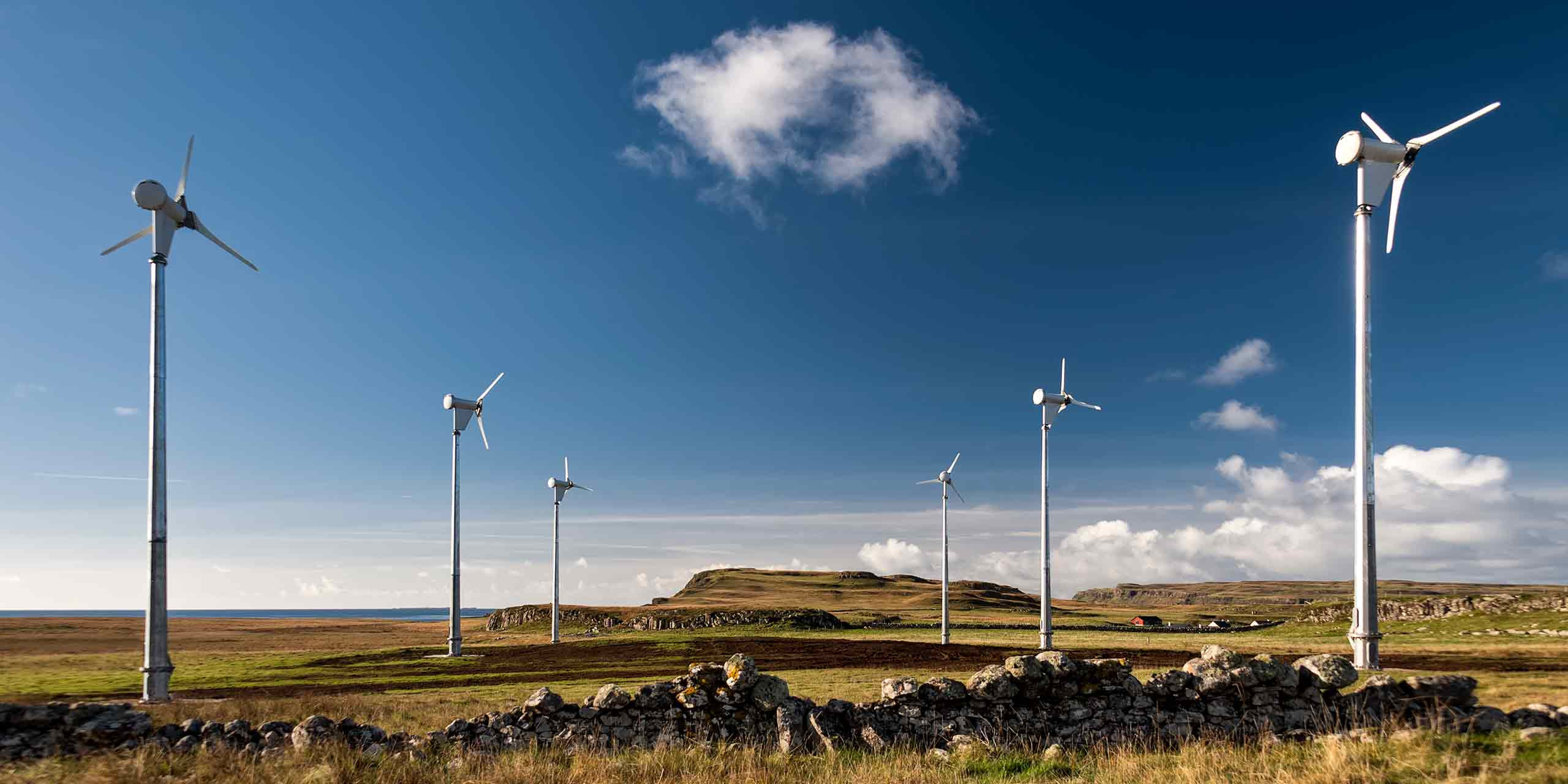 The small wind turbine of choice