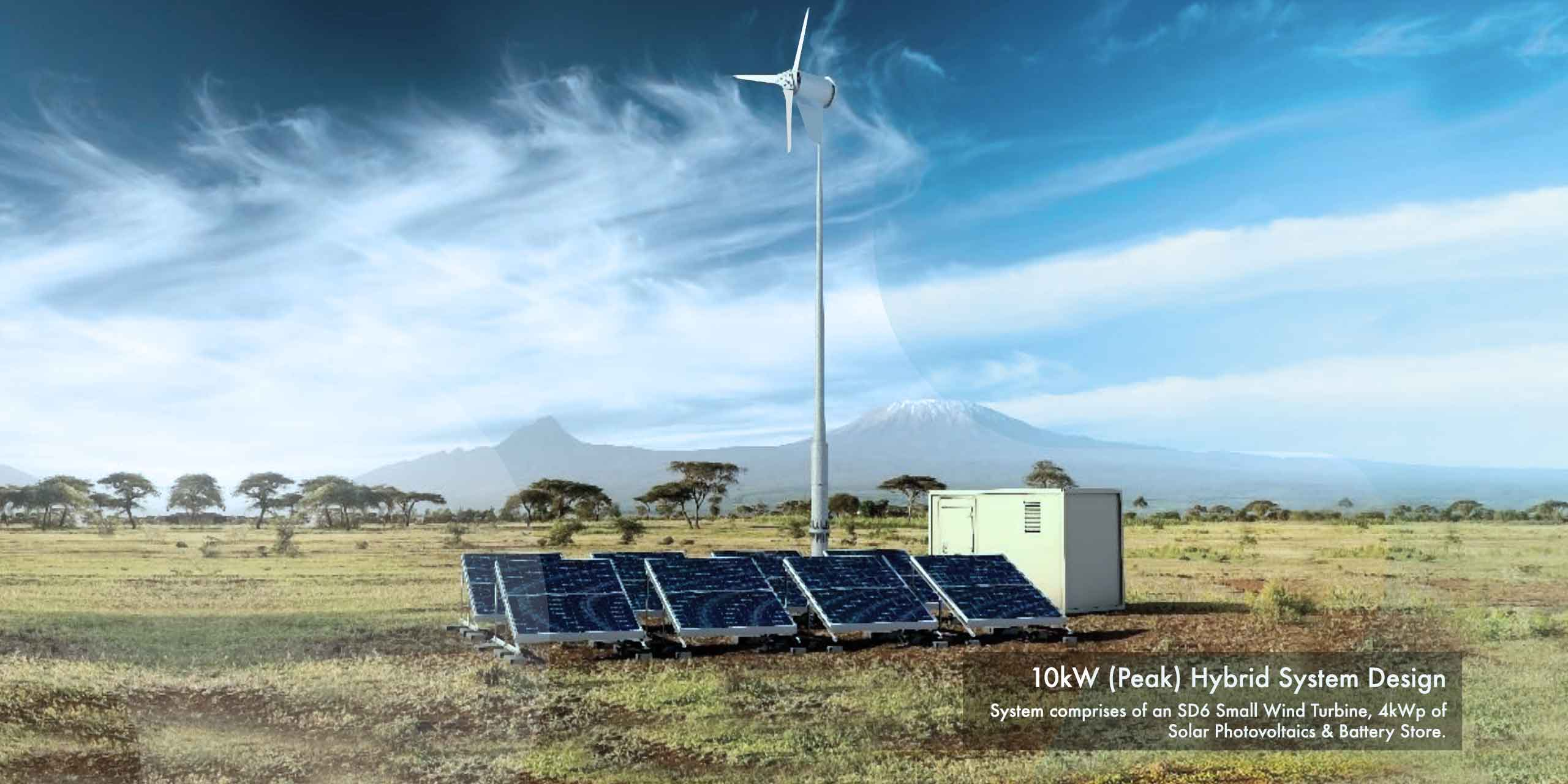 Global Off-Grid Specialists