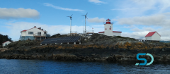 Canadian Coastguard turns to SD Wind Energy for Remote Power in Extreme Weather Regions