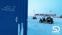 SD Wind Turbines Power New Arctic Research